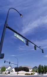 Standard Traffic Poles (8)
