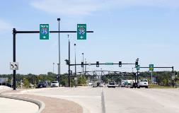 Standard Traffic Poles (9)