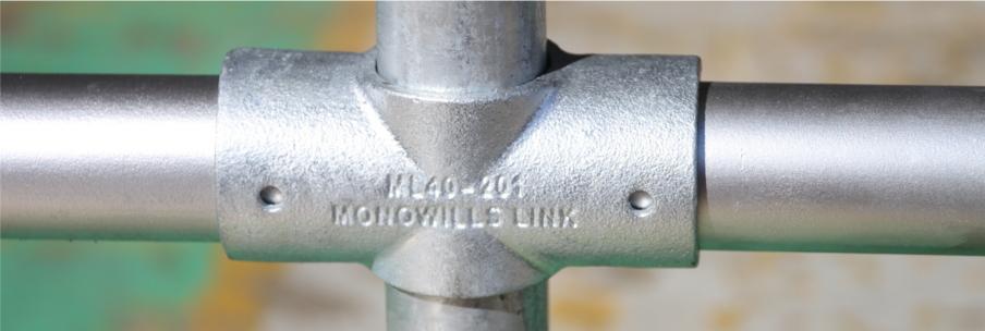 Monowills Link Modular Hand Rail