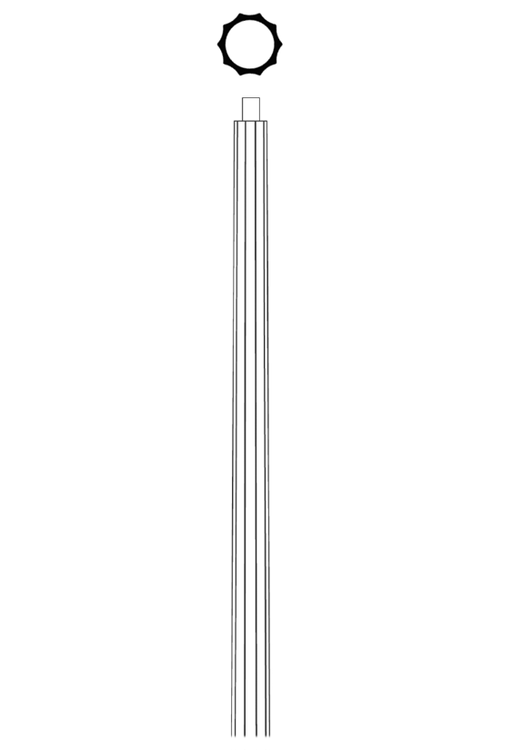 Whatley Fluted CF10