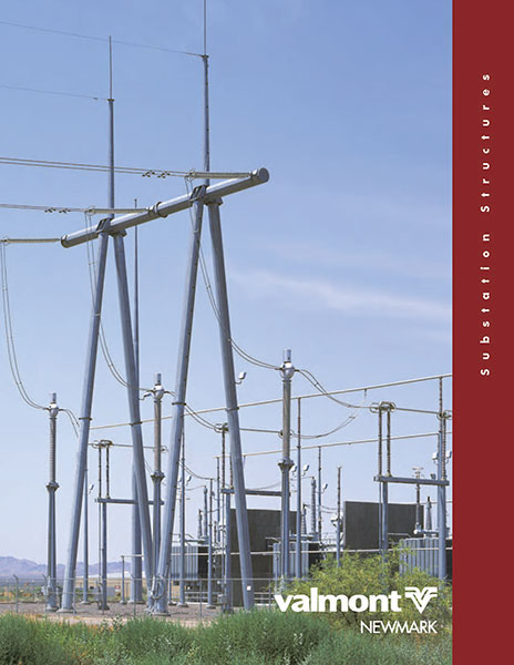 valmont utility catalog - brochure