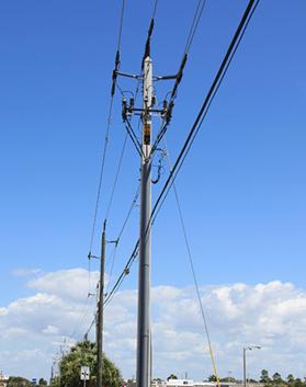 newmark - concrete pole