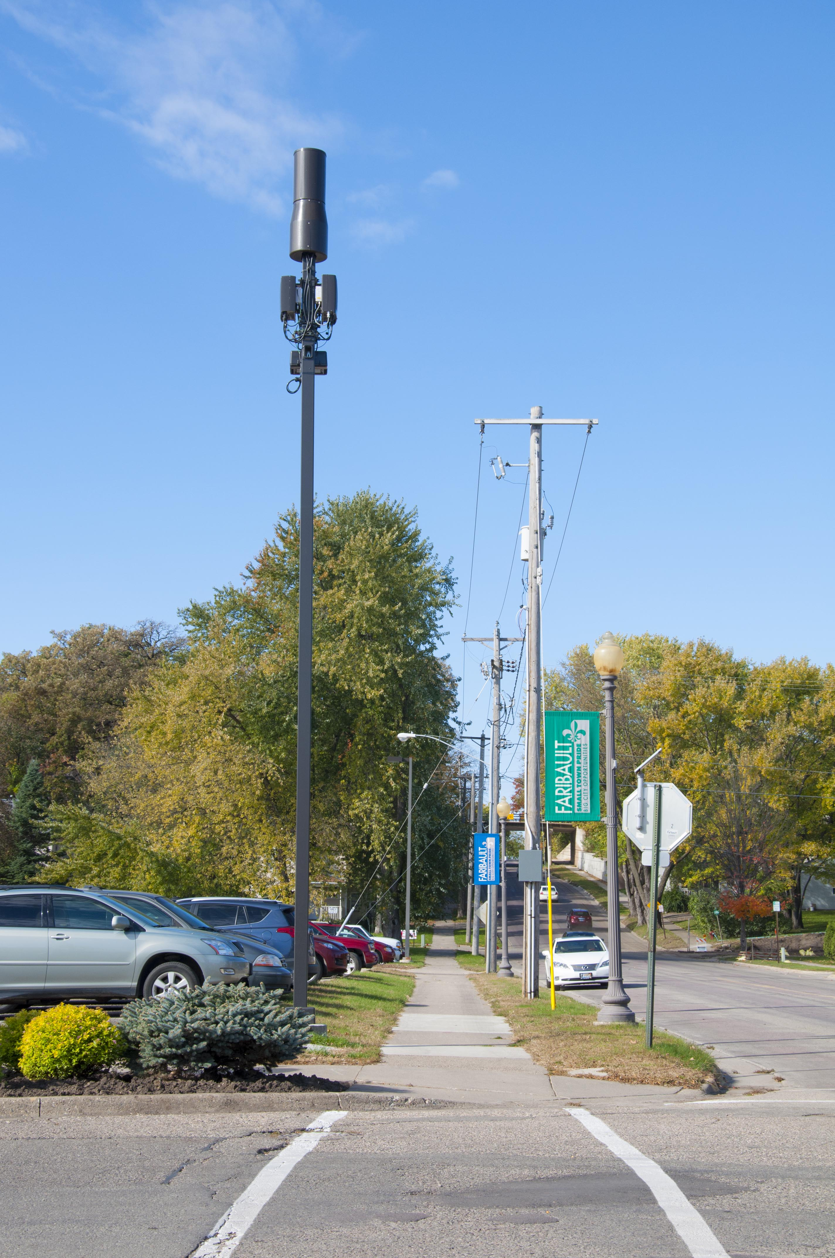 Valmont Das Poles And Small Cell Towers