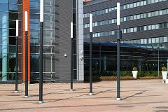 Small Cell Integration Tehomet Poles