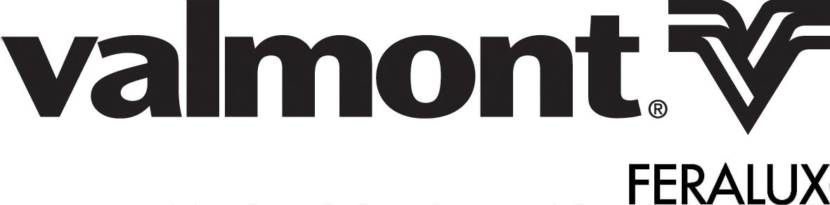 Valmont Feralux Logo Blk