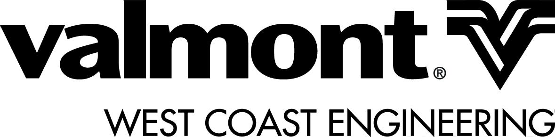 Valmont WCE Logo Blk