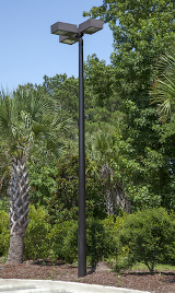 CMT-direct-embedded-composite-light-pole-Hilton-Head