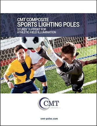 CMT Sports Lighting Poles Brochure CovImg