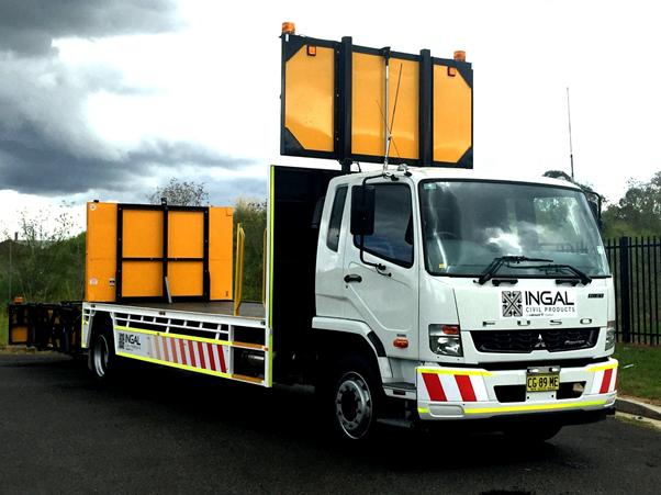 Ingal truck build
