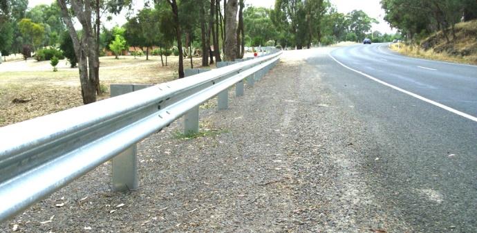 Ingal Civil Flexbeam W Beam Guardrail