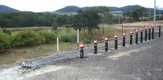 http://ingalcivil.com.au/products/road-safety-barriers/wire-rope-safety-barrier/tl3-end-terminal 5