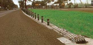 http://ingalcivil.com.au/products/road-safety-barriers/wire-rope-safety-barrier/tl3-end-terminal