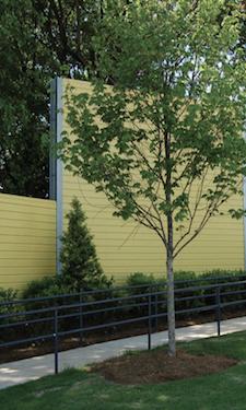 AcoustaShield 6-inch high horizontal panels