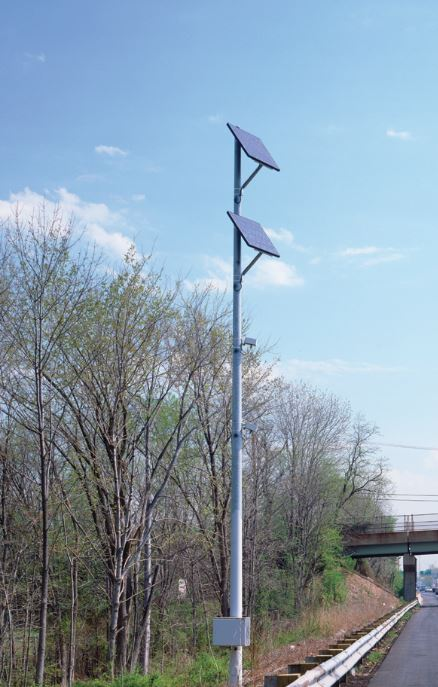 Solar-pole-galvanized-steel-1