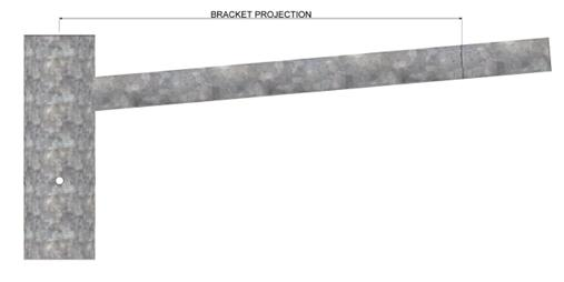 Tubular-Column-Bracket-Projection-Stainton