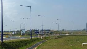Project Lead_ Urbis Schreder _ Installation_ London Gateway _ Product_ Valmont SWT poles-h1.1
