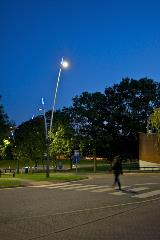 Project Lead: Thorn | Installation: Derby University | Product: Valmont Sillem Poles-g7