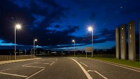 Project Lead Thorn  Installation Inverness Campus Product Valmont Aluminium Poles-h4