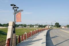 Area Lighting Poles (8)