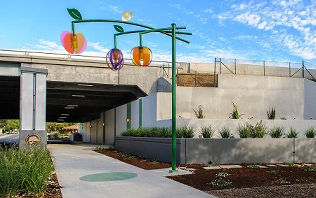 Fruit Poles - Campbell, CA