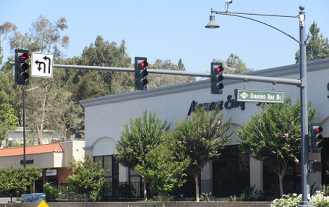 Intersection Updates - Diamond Bar, CA