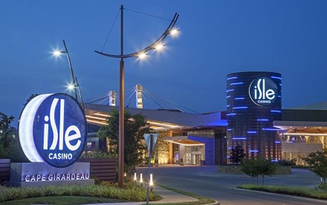 Isle Casino - Cape Girardeau, MO