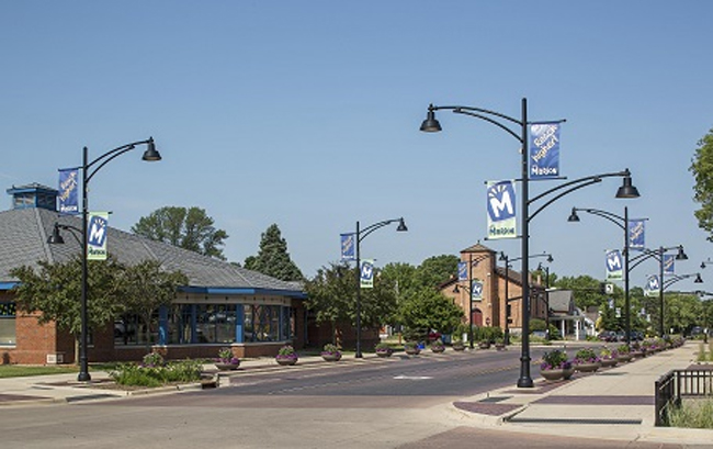 Uptown Streetscape - Marion, IA