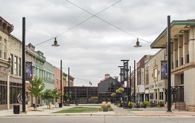 Downtown - Mason City, IA