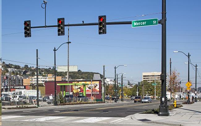 Mercer Corridor - Seattle, WA