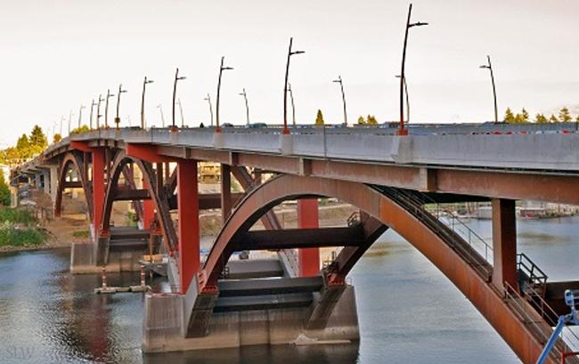 Sellwood Bridge - Portland, OR