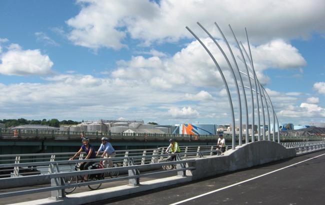 Veterans Memorial Bridge - Portland, ME