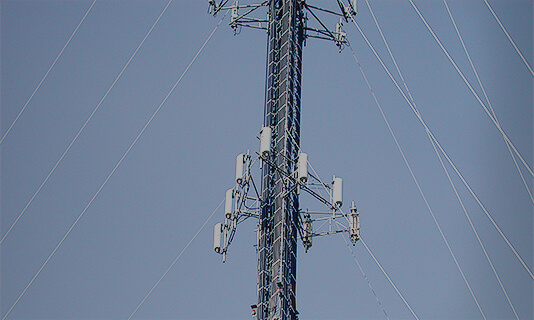 Communications Structures | Valmont Structures