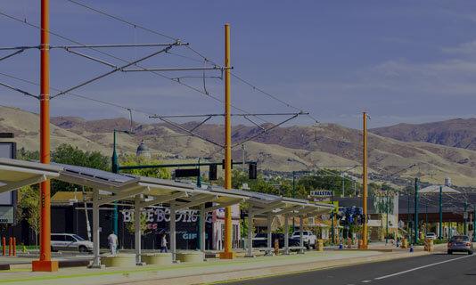 Mass Transit Structures