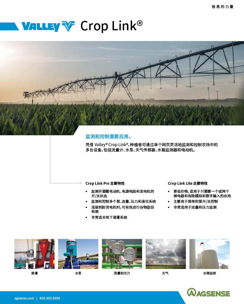 crop link cover