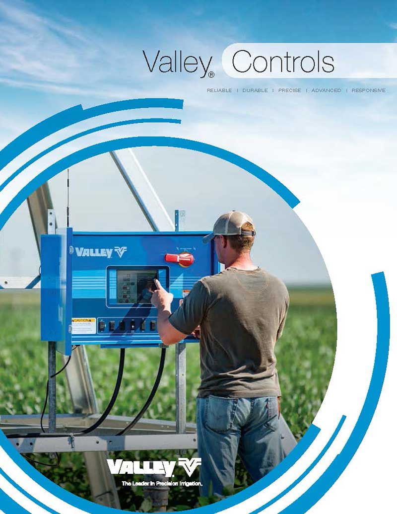 valley product catalog cover