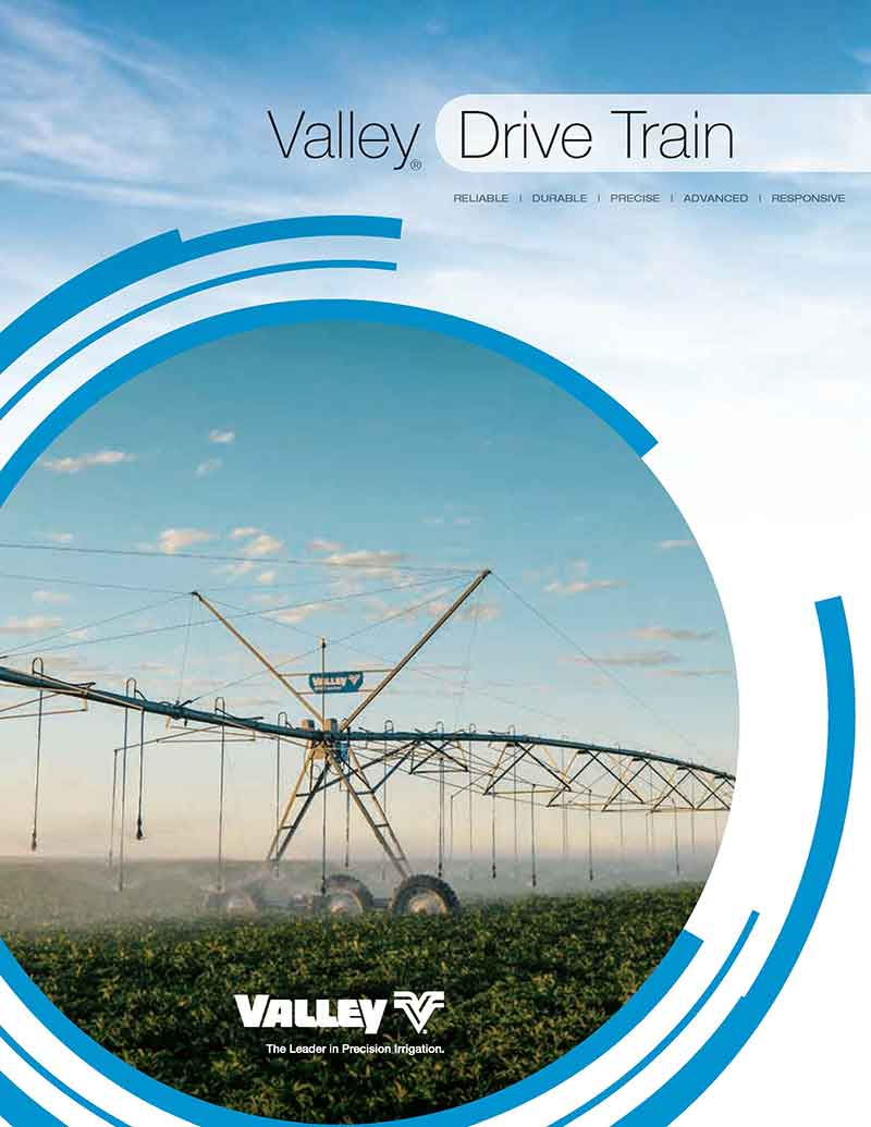 valley drive train brochure cover