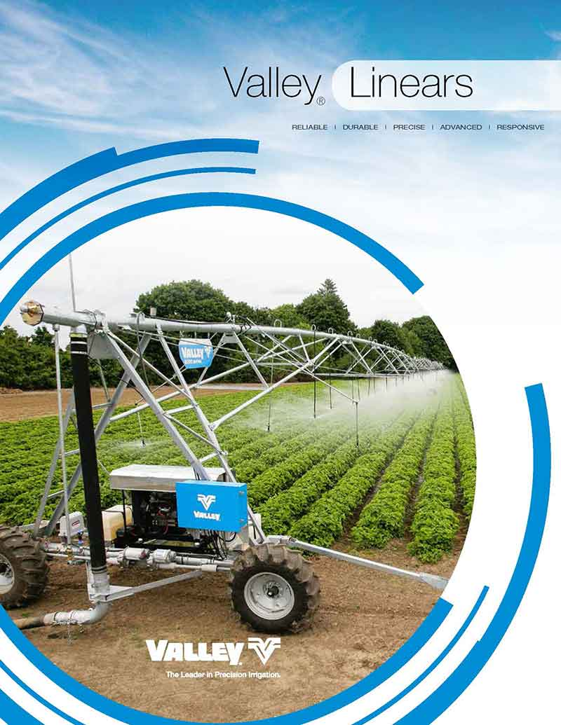 valley linears brochure cover
