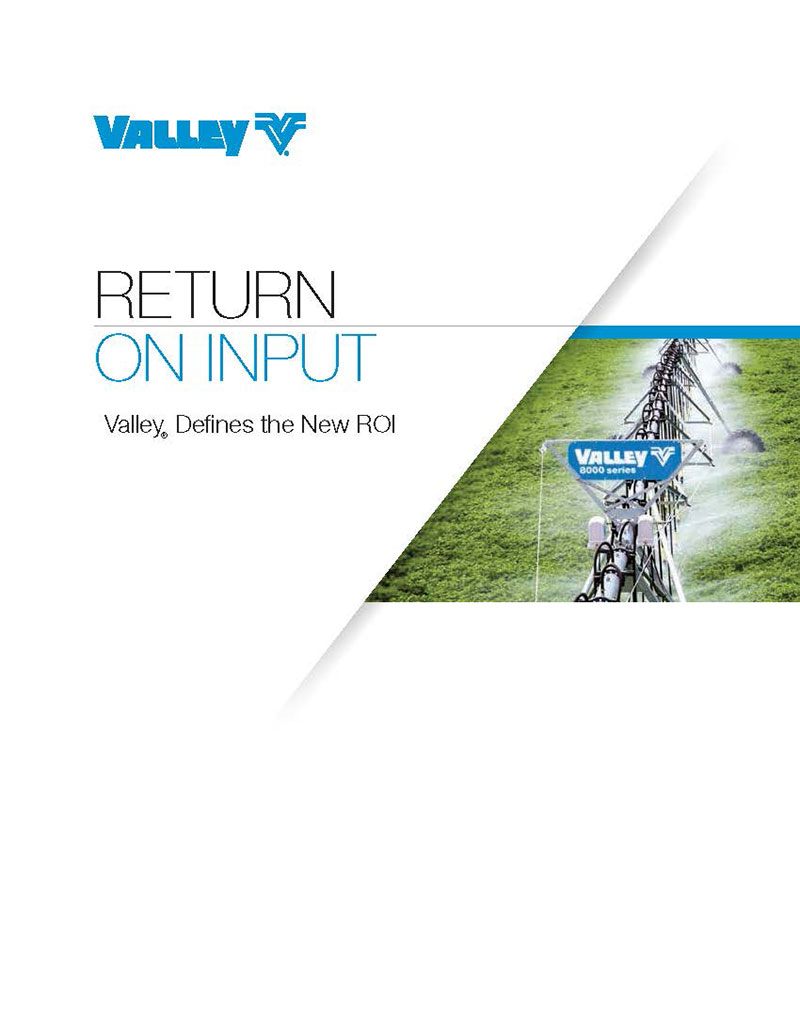 valley return on input brochure