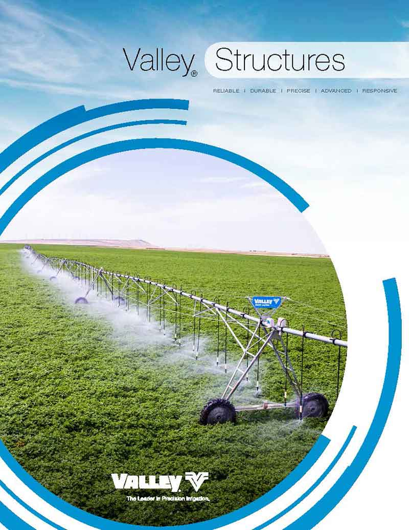 valley structures brochure cover