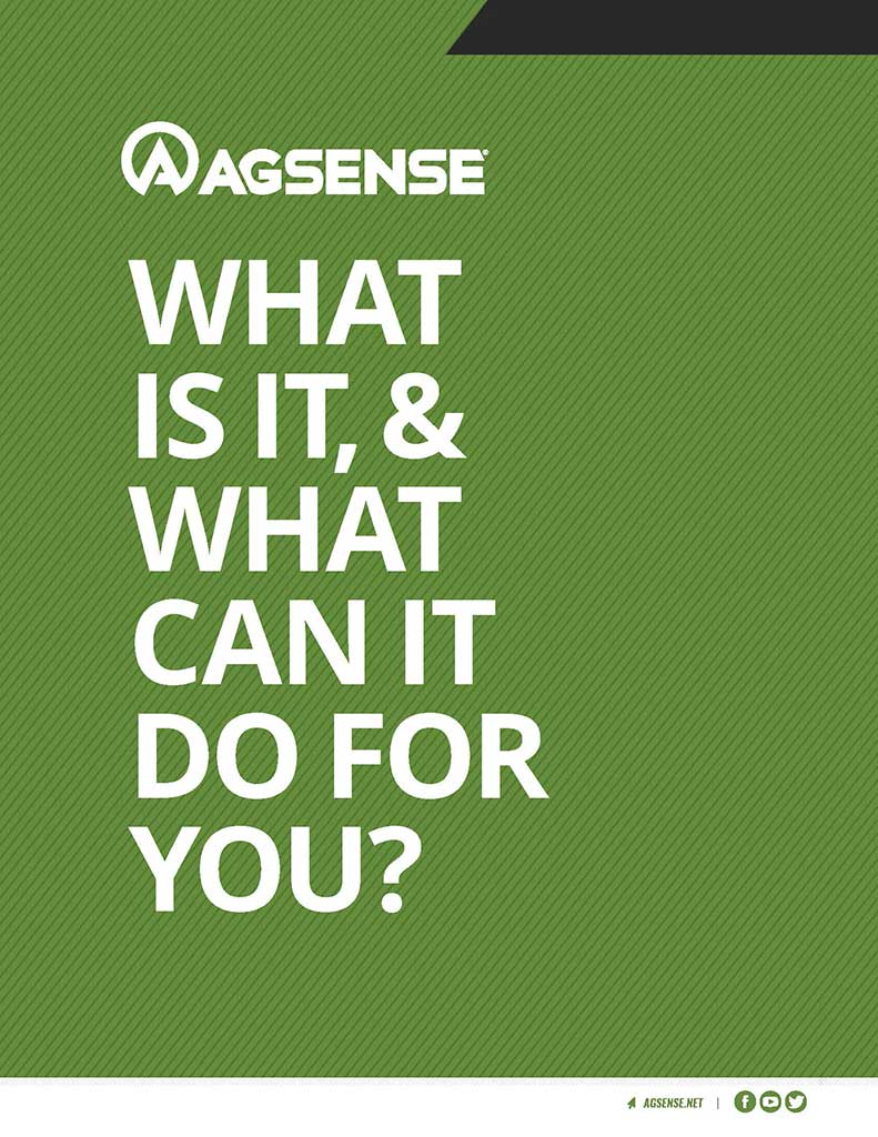 agsense ebook cover
