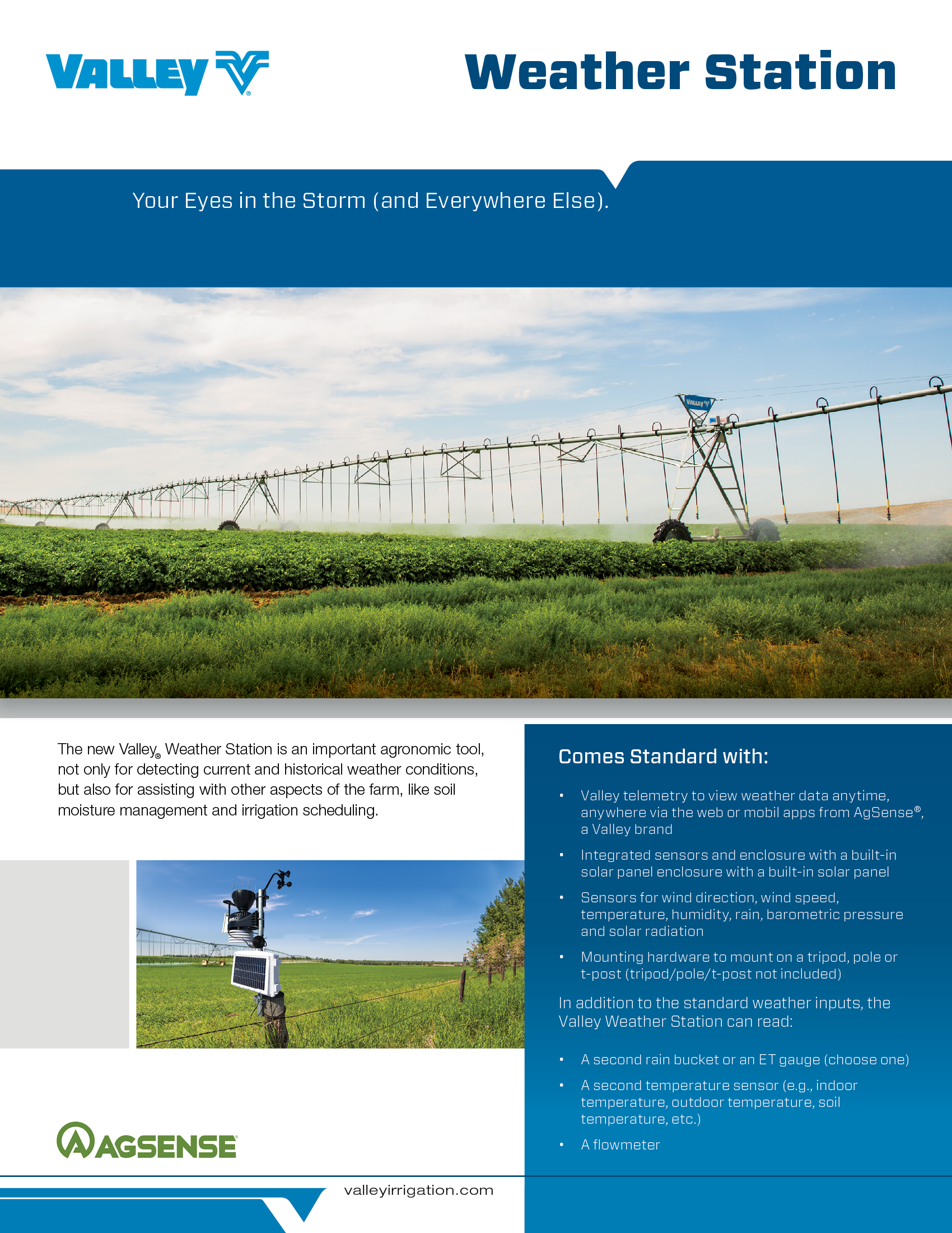 agsense weather station