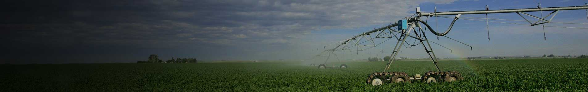 valley flotation and traction solutions for center pivot irrigation