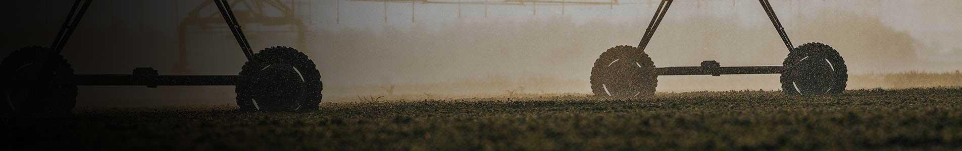 valley standard drive unit - irrigation tires