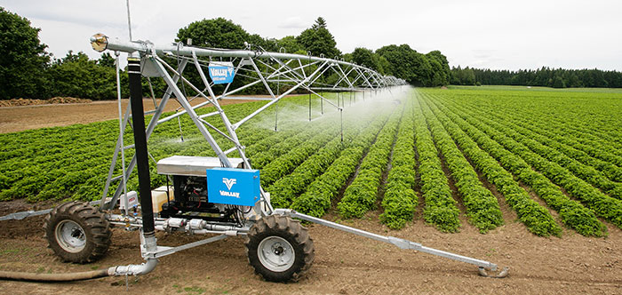 valley linear irrigation system