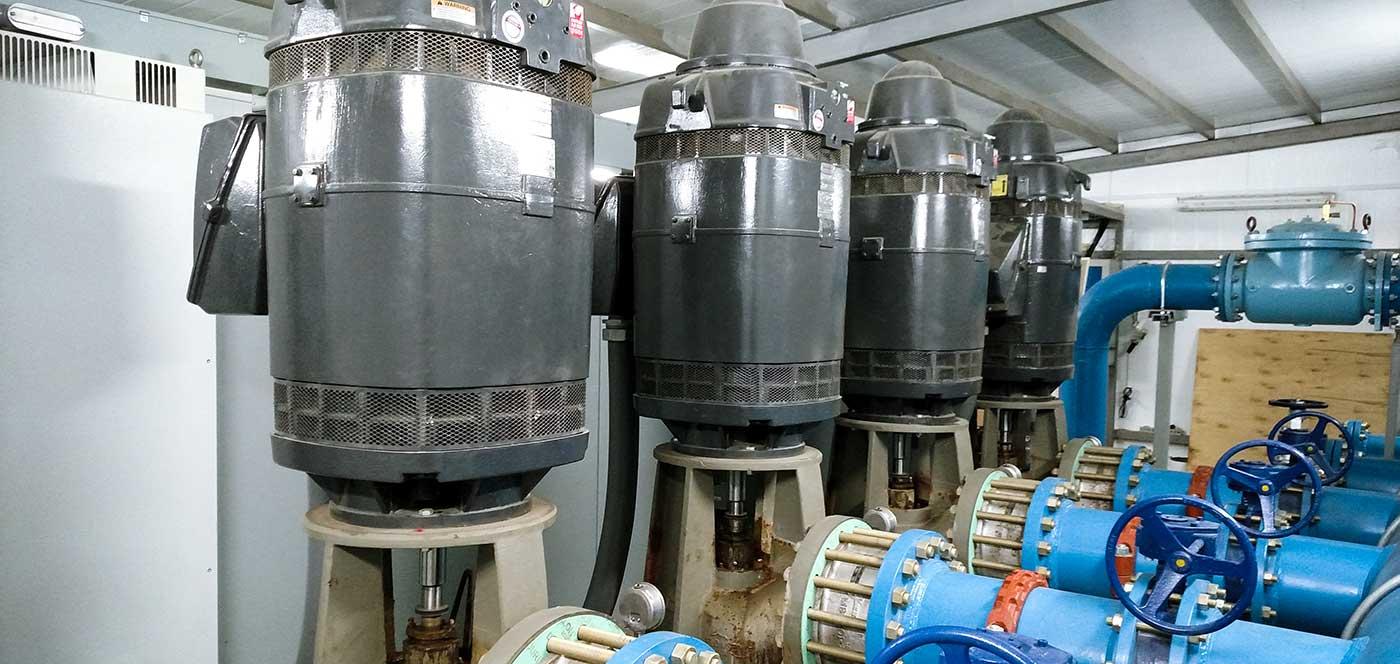 irrigation pumping solutions