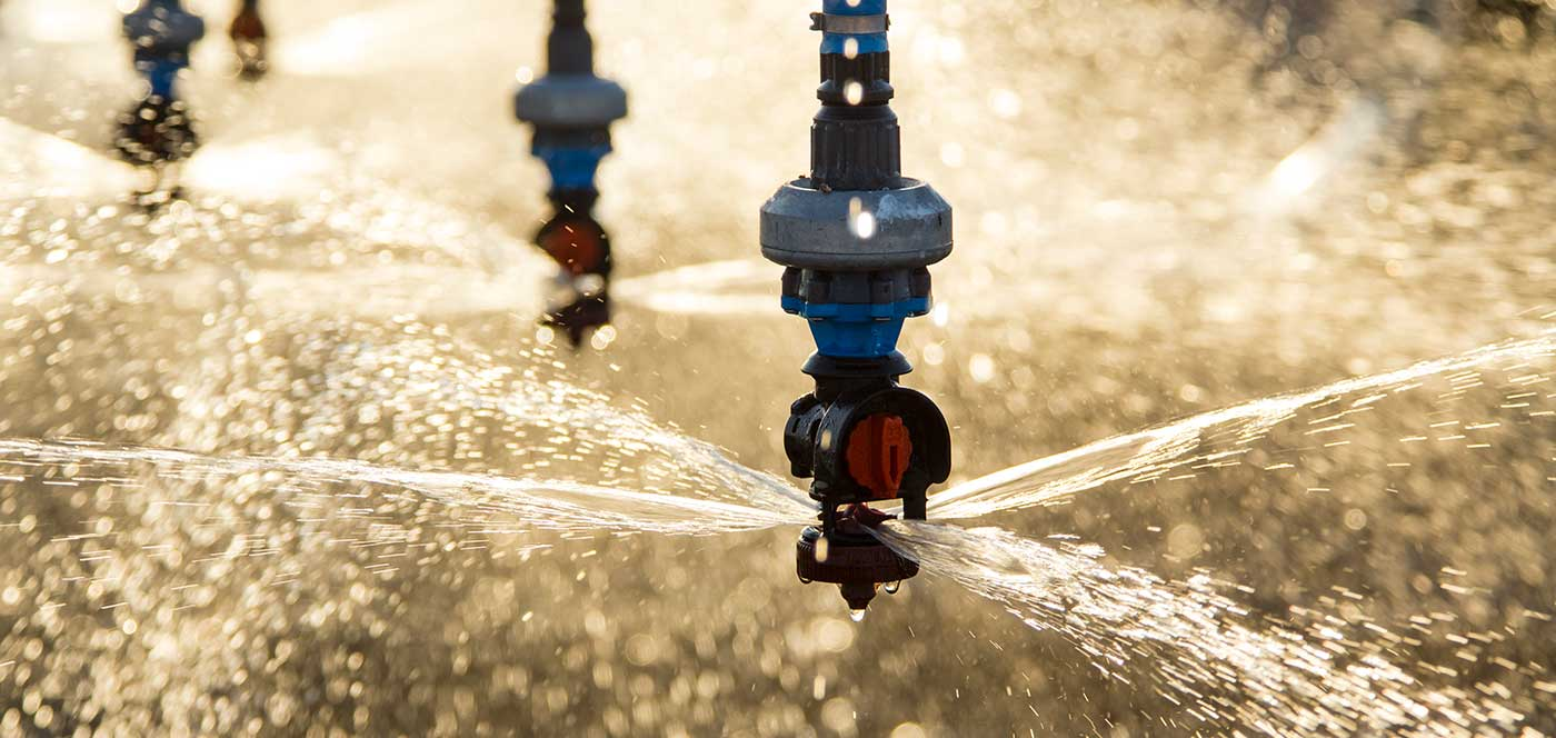 nelson sprinklers for center pivot irrigation systems