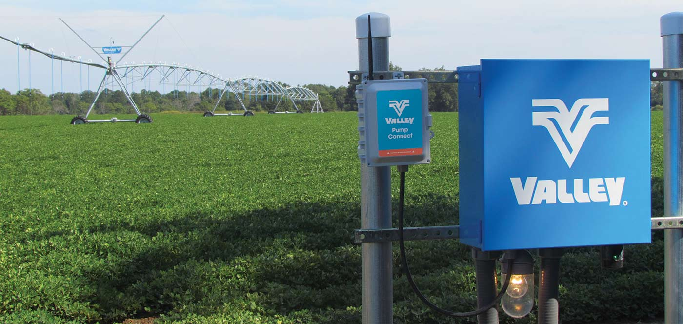 valley pump connect pumping solution for farm irrigation system