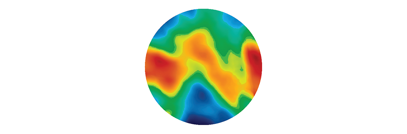 valley vri-is heat map
