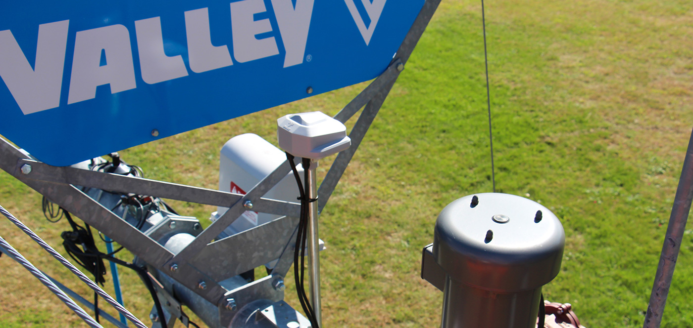 valley gps solutions for center pivot irrigation systems