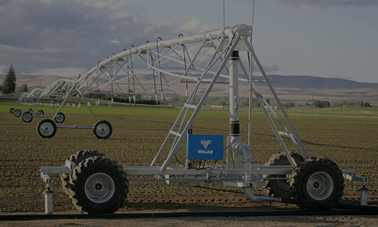 valley irrigation technology - new technology products